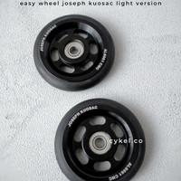 joseph kuosac easywheel black for brompton