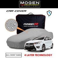 Cover Sarung Mobil ALL NEW YARIS Fusion R Multi Waterproof Not KRISBOW