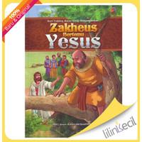 Zakheus Bertemu Yesus (L. Jensen)