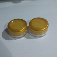 Pot cream 5gram / Pot cream 5gr PROMO bening gold Isi 1000 pcs
