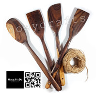 set alat masak kayu / sutil kayu / sodet kayu / solet / eros