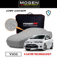 Cover Sarung Mobil VIOS Fusion R Multi Waterproof Not KRISBOW