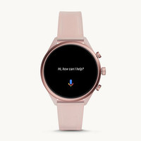 Fossil Sport 41mm Smartwatch Jam Tangan Wanita Pink Blush FTW6056