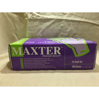 sarung tangan maxter non steril