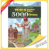 Yesus Memberi Makan 5000 Orang (L.Jensen