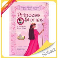 Princess Stories - Terjemahan (Carolyn Larsen)