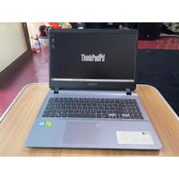 Laptop Gaming desain asus A507u Core i7 Gen 8 Nvidia Mulus