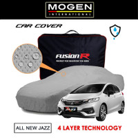 Cover Sarung Mobil ALL NEW JAZZ Fusion R Multi Waterproof Not KRISBOW