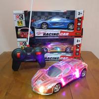 Mainan Mobil RC Car Led - Mainan RC Car Sedan LED