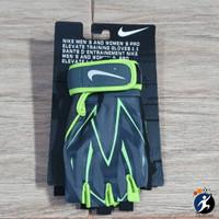Sarung Tangan Gym Fitness / Fitness Glove Nike - Hijau, M