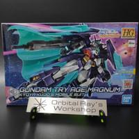HG Gundam TRY AGE Magnum Build Divers:RE
