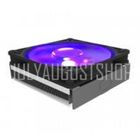 Cooler Master MasterAir G200P - Low Profile CPU Cooler With RGB Fan