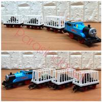 Mainan Kereta Thomas Muatan Hewan