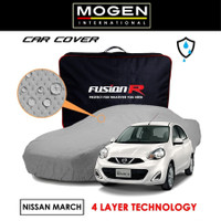 Cover Sarung Mobil NISSAN MARCH Fusion R Multi Waterproof Not KRISBOW