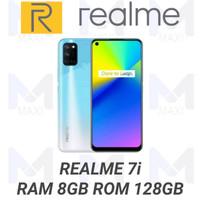 Realme 7i 8/128 Ram 8gb Rom 128gb Garansi Resmi