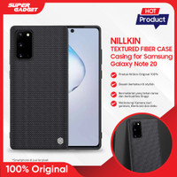 Casing Nillkin Textured Nylon Case for Samsung Galaxy Note 20 - Origin