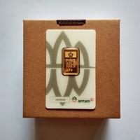 Emas Antam 5 Gram Certicard 2020 RM