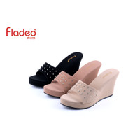 Fladeo I20/LDH294-1AR/Sandal For Ladies [ Wedges Mode ]