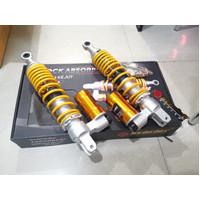 Sok ShockBreaker Shock Tabung Aerox 155 Tabung Bawah Scarlet SCT-9002