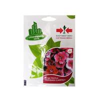 isi 20 Benih Bunga Dianthus Persian Carpet Original Pack Panah Merah