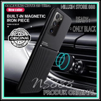 SAMSUNG GALAXY NOTE 20 ULTRA MOIRE SOFT CASE ORIGINAL MAGNETIC ARMOR