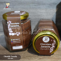Chocolate Ganache Cake Jar