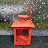 Tempat Lilin Variasi Burung / Box Lilin/ Lentera