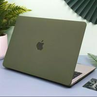 Macbook Case Sand GREEN ARMY A1706 A1707 A1708 NON PRO TOUCHBAR 13 15