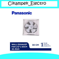 EXHAUST FAN PANASONIC FV-30RUN5 ( 12 Inch ) Dinding