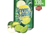 Green Sands 330 ml (1 karton isi 24 can)