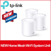 TP-LINK Tplink DECO X20 Whole Home Mesh Wi-Fi 3 Pack