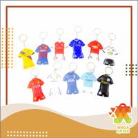 NA Gantungan Kunci Jersey Klub Bola / Jersey Key Chain