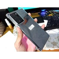Soft Case Silikon Samsung Galaxy Note 20 Ultra Bening transparant