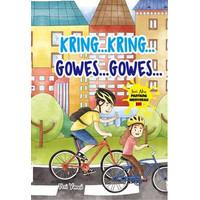 Seri Aku Pantang Menyerah: Kring...Kring... Gowes..Gowes...
