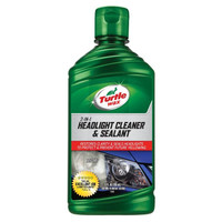 Turtle Wax HEADLIGHT CLEANER & SEALANT 266 mL PRODUK ORIGINAL
