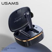 usams tws handsfree earphone bluetooth 5.0 touch control sd series