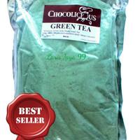 BUBUK GREEN TEA 500 GRAM