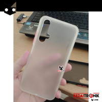 Case Silicone Huawei Nova 5T Softcase Liquid Phone Case For Huawei