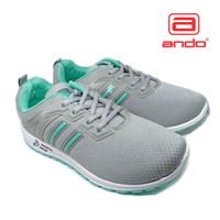 Sepatu Wanita ANDO Original - Sneakers Wanita Tosca