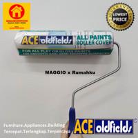 Roller Cat - Kuas Cat - All Paint Roller Brush - Ace Oldfield - Roller Cat