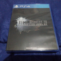 Kaset PS4 Final Fantasy XV