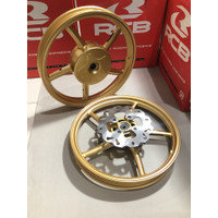 Velg Racing RCB Beat-Scoopy-Genio-Spacy-Vario 110 Free Cakram Sp 522
