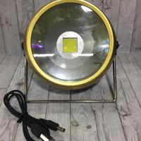 Lampu emergency LED solar charger MS 504 Mitsuyama