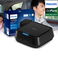 ORIGINAL FIRSTHAND philips go pure purifier car gp5211