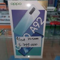 Oppo A92 8/128gb Garansi resmi