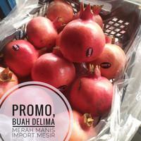 promo buah delima import 1 dus