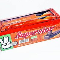 CHOCOLATE WAFER SUPERSTAR 1 BOX ISI 12