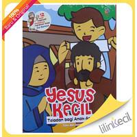 Yesus Kecil Teladan Bagi Anak - Anak (Elvareta)