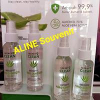 Secret Clean Hand Sanitizer Spray / Liquid 100ml