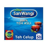 Sariwangi Teh Asli [1.85 g x 50 pcs]
